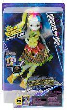 Monster High Muñeca Frankie Stein Megavoltica Electrificada