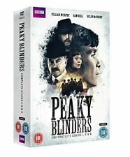 Peaky Blinders DVDs 3 Season