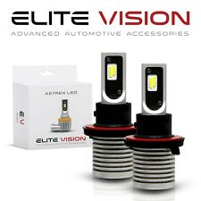 Elite Vision Astrea LED H13 9008 LED Headlight Conversion Kit for Low/High Beam