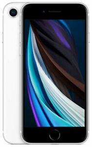 "NEW APPLE IPHONE SE128GB (WHITE) 2020 2nd GEN 4.7""AU STOCK UNLOCKED SMARTPHONE"