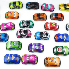 10*set Baby Toys Pull Back Cars Plastic Toy For Child Wheels Mini Car Model Xams
