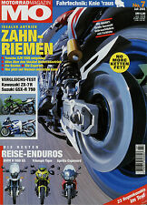 mo 7/01 2001 GSX 1400 Daytona 955i BMW R 1150 GS Caponord Tiger GSX-R 750 ZX-7R