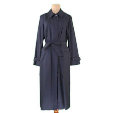Aquascutum Coats Jackets Black Woman Authentic Used P708