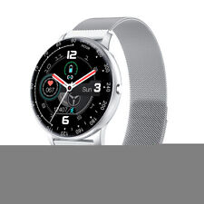 Bluetooth Smart Braclet Watch Blood Oxygen Pressure Heart Rate Monitor IP67 Band