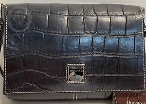 NWT*Vintage*Dooney & Bourke*Black*Bayou*Mini Binocular Bag*21087A S186