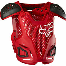 Fox R3 Motocross Body Armour Adult Red L/XL