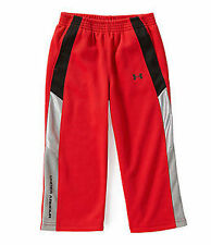 Boys Kids Toddler Youth Under Armour Athletic Sweat Pants NEW Size 4 Navy Blue