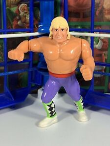 WWF Hasbro Series 7 Owen Hart Mint!! Action Works!!