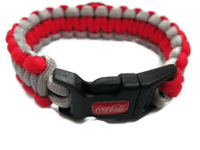 Coca-Cola Paracord Bracelet - BRAND NEW-Free Shipping