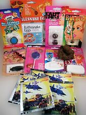 STARTER PRANK KIT v2.0 - Child Kids Beginner Bar Bug Bomb Bags Fart Candy