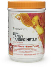 Beyond Tangy Tangerine Citrus Peach 2.0.Organic Multi VitaminFREE 2 DAY DELIVERY