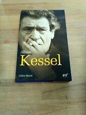 Album Pléiade Kessel