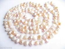Collares y colgantes perlas barrocas