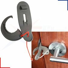 Howsar Quick Lock Portable Traveller Holiday Internal Secure Temporary Door Lock