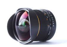 8mm Fisheye Wide Angle Macro Lens for Canon Rebel T5i T4i T3i T3 T2i T1i T2 T3