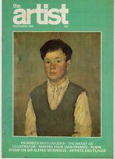 (HV997) The Artist - December 1986, Vol 101, No 12, Issue 670