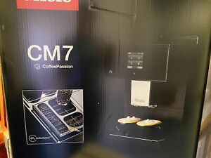 Brand New Miele CM7 7750 freestanding Coffee Machine bean to cup drink maker