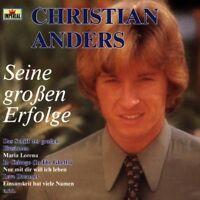 Christian Anders Seine großen Erfolge (16 tracks, 1988, EMI) [CD]