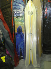 OSIN 4807 SWALLOWTAIL SNOWBOARD WITH BOAT HULL NOSE 168CM