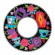 Alice in Wonderland Paper Party Plates