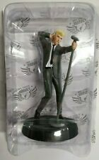 Figurine Johnny Hallyday 12 cm Neuf en boite + magazine N°2 Collection statuette