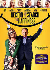 Hector and the Search for Happiness (DVD, 2015) - NEW!!