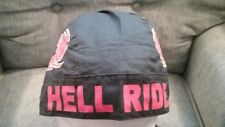 Hell Ride Doo Rag/ Skull Cap