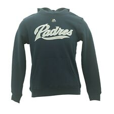 Youth Size San Diego Padres Official Majestic MLB Sweatshirt  New With Tags