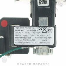 MANITOWOC 040004781 Ice Maker 220-240V Pompa dell'ACQUA 24mm ASPIRAZIONE 21MM