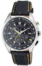 Citizen Eco-Drive Chronograph Tachymeter Sports Men's Watch AT0797-01E