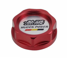 RED Oil Cap MUGEN HONDA CIVIC/INTEGRA/TYPE R JDM/EP2/EP3/EJ9/EK9/FN2/DC5/DC2/JDM