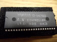 Yamaha LC6505C IG-147800 AV Controller IC Chip NOS DIP