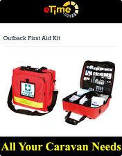 Outback First Aid Kit Caravan Marine Motorhome Car Safety