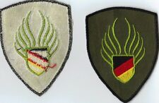 ORIG US-German Labor Service CSU Security Forces Patch!