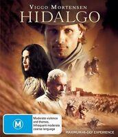 Hidalgo (Blu-ray) Viggo Mortensen  NEW/SEALED [All Regions]
