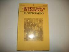 GIUSEPPE TOMASI DI LAMPEDUSA-IL GATTOPARDO-I NARRATORI FELTRINELLI-1989