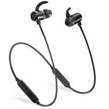 Bluetooth Headphones,Sharllen 4.2 Magnetic Wireless Bluetooth Headphone CVC6.0 N