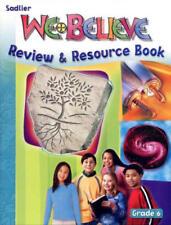 Sadlier We Believe (Review & Resource Book, Grade