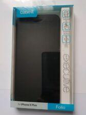 CASE IT iPHONE 6 PLUS EXECUTIVE SLIM FLIP FOLIO SMARTPHONE CASE