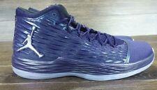Nike Air Jordan Melo M13 Purple Dynasty/Metallic Silver 881562-505 Men's SZ 13