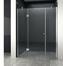 Home Systeme - Nischentür PETRONA Duschtür Schwenktür Tür Dusche Duschkabine ESG