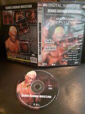 Wrestling, Curt Henning vs Dennis Rodman, Heavyweight Championship, DVD, nr. 588