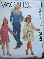 McCall 's Skirt Sewing Patterns new