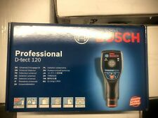 Bosch Professional D-Tect 120 Universal Detector 0601081300