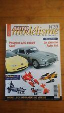 AUTO Modélisme - 1999  - N°39