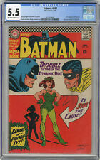 1966 Batman 181 CGC 5.5 1st Poison Ivy