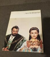 "Vintage ""Anne of the Thousand Days"" Movie Program Souvenir 1969"