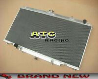 For NISSAN PATROL GU Y61 2.8L 3.0L RD28 ZD30 CR 99-ON Aluminum Radiator 3 row AT
