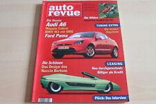 107645) BMW M3 E36 SMG - BMW F 650 ST Honda SLR 650 - Auto Revue 04/1997