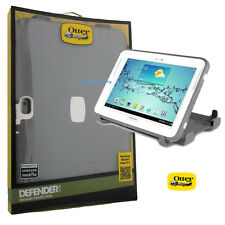 OtterBox Defender Case for Samsung Galaxy Note 10.1 Cover+Stand Glacier New OEM